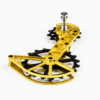 Kogel oversized-derailleur gold