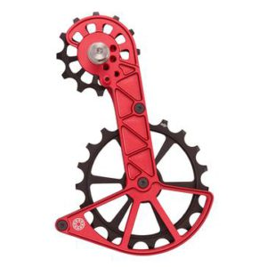 Kogel oversized-derailleur midas red